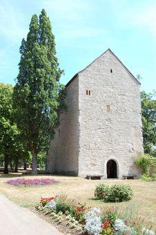 Free Blasiuskapelle In Rothenburg Ob Der Tauber Royalty Free Stock Photos - 9590848