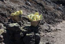 Free Volcanic Sulphur Stock Photography - 9592332