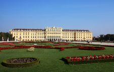 Free Schonbrunn Palace Royalty Free Stock Images - 9592879