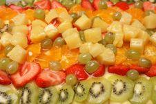 Free Fruit Cake Stock Photo - 9592950