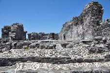 Free Tulum Ruins Stock Photography - 9593402
