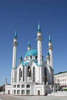 Free Kul Sharif Kazan Stock Images - 9593424