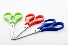 Free Scissors Stock Image - 9593451