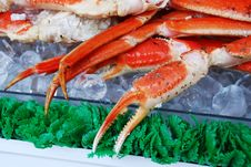 Free Crab's Claws Royalty Free Stock Image - 9593516