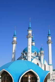 Free Kul Sharif Kazan Royalty Free Stock Photography - 9593517