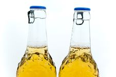 Free Beer In A Bottle Stock Image - 9593631