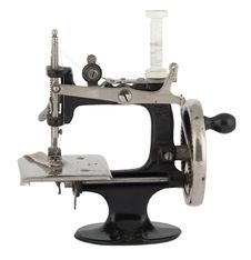 Free Old Historical Sewing Machine Stock Photo - 9594600