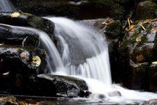 Free Autumn Stream Stock Photography - 9594612