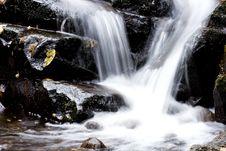 Free Autumn Stream Royalty Free Stock Photos - 9594628
