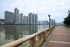 Free Scenery Of City Stock Photo - 9595280
