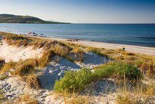 Sardinian Beach In Italy Stock Photography