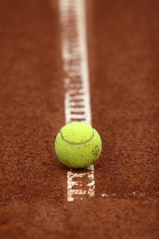 Free Tennis Ball Stock Photos - 9596553