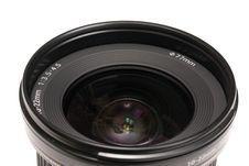 Camera Lens Stock Photography