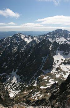 Free Amazing Mountains Stock Photography - 9598032