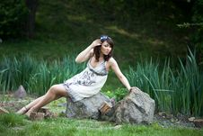 Free Beautiful Girl Stock Photos - 9599203