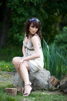 Free Beautiful Girl Royalty Free Stock Image - 9599246
