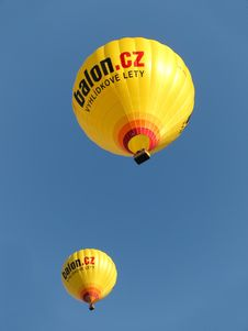 Free Hot Air Ballooning, Hot Air Balloon, Yellow, Sky Royalty Free Stock Photos - 95902638
