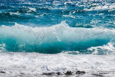 Free Wave, Wind Wave, Sea, Water Stock Photos - 95904273