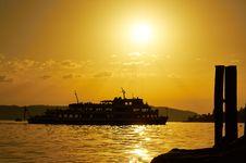 Free Sunset, Sky, Sunrise, Sea Stock Photography - 95906222