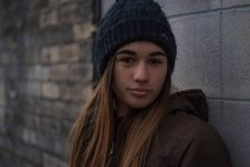 Free Close-up Portrait Of Teenage Girl Stock Photos - 95931743