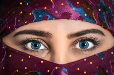 Free Face, Eyebrow, Eye, Beauty Stock Image - 95956771
