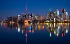 Free Skyline, City, Cityscape, Reflection Royalty Free Stock Photos - 95957478