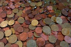 Free Money, Currency, Coin, Copper Stock Photography - 95961362