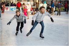 Free Skating, Footwear, Ice Skating, Ice Rink Stock Photos - 95972713