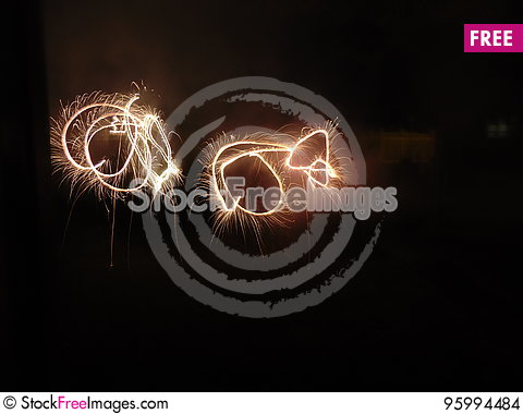 Free Playing With Light Stock Images - 95994484