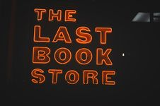 Free The Last Book Store Stock Photography - 95997012