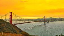 Free Golden Gate Bridge Stock Photo - 95997290