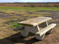 Free Picnic Table Stock Photography - 965882