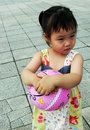 Free Cute Asian Girl Royalty Free Stock Images - 966739
