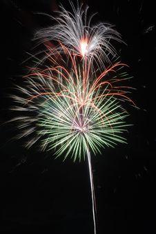Free Fireworks III Stock Image - 960131
