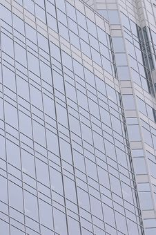 Free Glass Building Royalty Free Stock Image - 960736