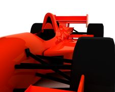 Free Formula One Car002 Stock Photo - 962580
