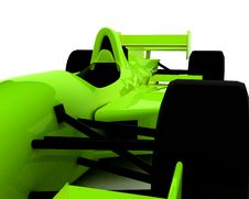Free Formula One Car008 Royalty Free Stock Photo - 962715
