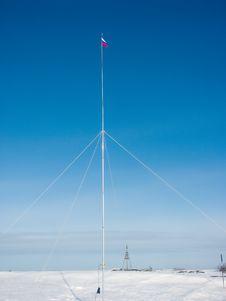Free Antenna On Island Royalty Free Stock Image - 962876