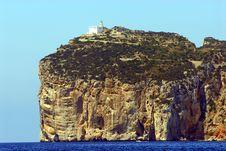 Free Capo Caccia Stock Image - 963511