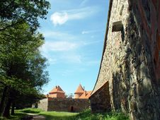 Free Trakai Castle Stock Images - 963674