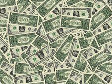Free Dollars Royalty Free Stock Image - 963726