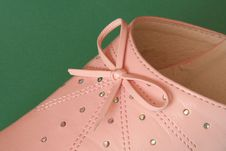 Free Shoe Detail Royalty Free Stock Images - 963839