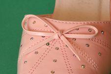 Free Shoe Detail Stock Image - 963841