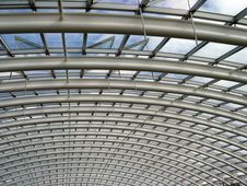 Free Glass Roof Royalty Free Stock Photo - 964415