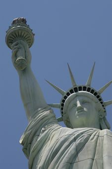 Free Statue Of Liberty 2 Royalty Free Stock Photography - 964487