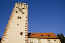 Free Bayern Tower Royalty Free Stock Photo - 964845