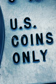 Free U.S. Coins Only Stock Image - 964901
