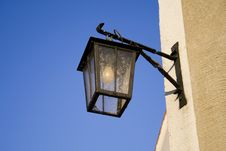 Free Lamp On Blue Sky Stock Photo - 965120
