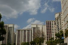 Free HDB Singapore Stock Images - 965214