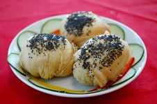 Free Assorted Dimsum Royalty Free Stock Image - 965526